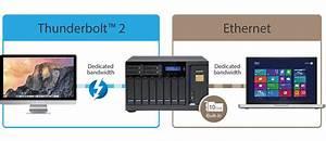 Ethernet Was Ist Das : qnap high performance thunderbolt 2 nas ~ Eleganceandgraceweddings.com Haus und Dekorationen