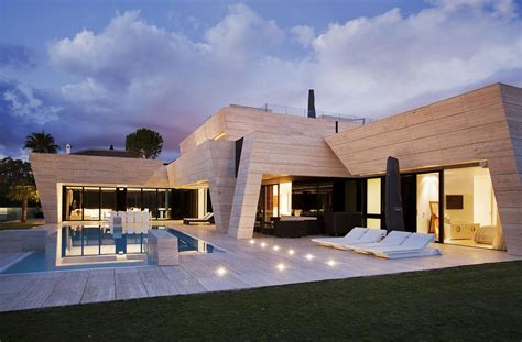 Modern House In Spain By A Cero by S V House In Spain From A Cero