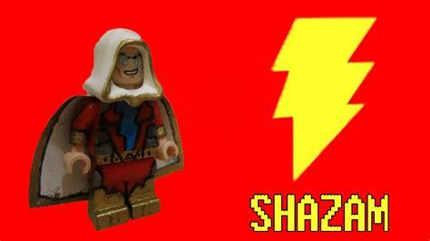Lego Custom New 52 Shazam