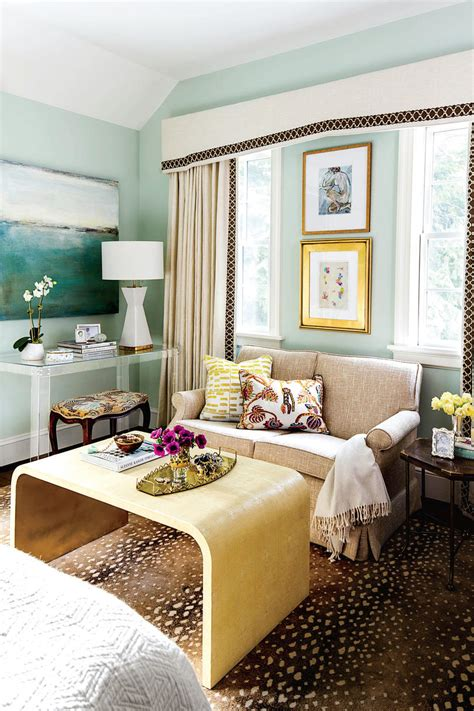 Decorating Ideas In Small Spaces by Small Space Decorating Tricks Southern Living