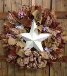 Primitive Wreath on Pinterest