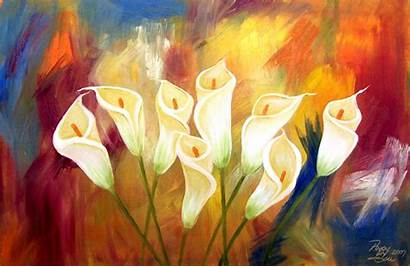 Paintings Contemporary Modern Abstract Painting Oil Expression