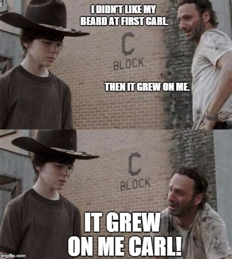 Carl And Rick Meme - an ode to all fathers 5 most embarrassing dad traits dust off the bible