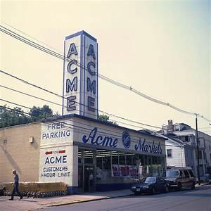 Acme Markets Lambertville NJ 1991 Flickr Photo Sharing
