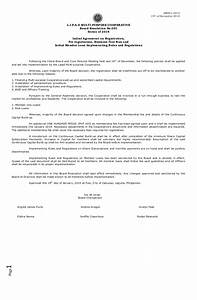 Board resolution 2014 001 for Members resolution template