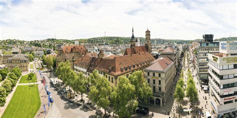 Diese helfende hand ist die feuerwehr der landeshauptstadt stuttgart. Stadtteilinformationen, Stuttgart: Mitte