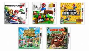 Best Buy Offers the Best of the 3DS Library in Buy One ...
