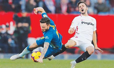 Barca increase La Liga lead as rivals drop points ...