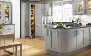 kitchen island white 9 stylish shaker kitchens real homes