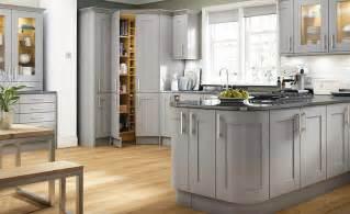 kitchen island base cabinets 9 stylish shaker kitchens real homes
