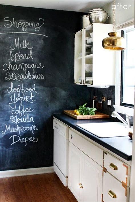 chalk paint ideas kitchen kitchen chalkboard paint kitchen