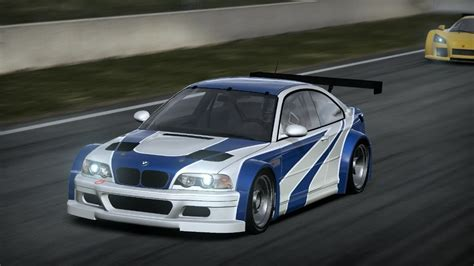 Bmw M3 Gtr E46 Most Wanted Edition