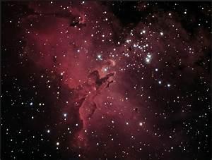 Eagle Nebula - Pics about space