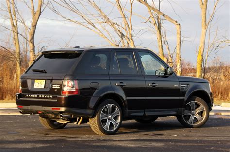 2010 Range Rover Sport Supercharged Photo Gallery