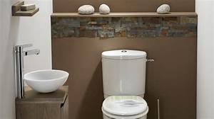 Modele De Wc : 10 styles d co de wc rien que pour s inspirer ~ Premium-room.com Idées de Décoration