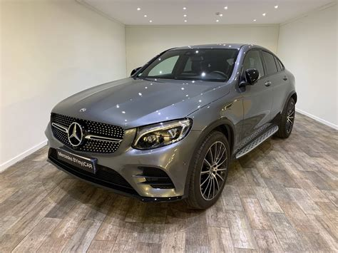 The new mercedes glc 300 e has an electric range of 29 miles and will start from £49,687, with deliveries starting in the summer. MERCEDES Classe GLC Coupé 220 d 9G-Tronic 4Matic Occasion ...