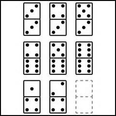 Nibcode Solutions - Dominoes Test