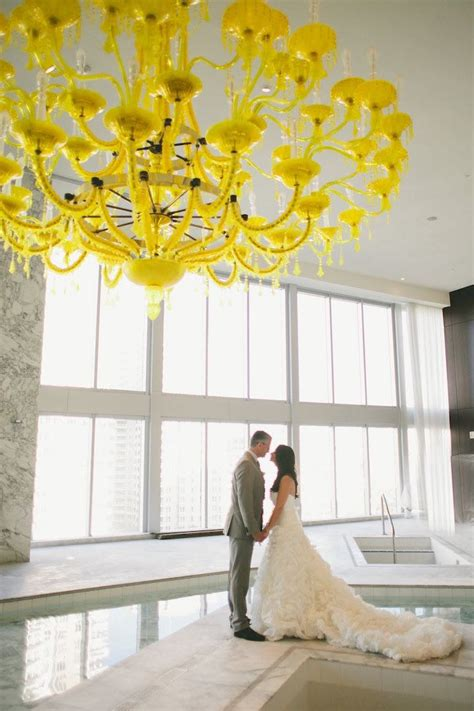glamorous miami wedding   viceroy modwedding