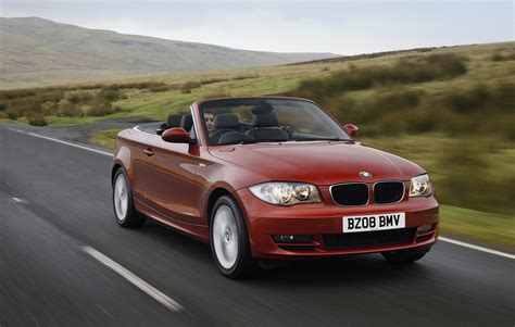 bmw  series convertible   review parkers
