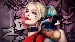 Harley Quinn Harleen Quinzel Background Full HD Free