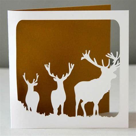 1001 ideen weihnachtskarten basteln tolle geschenkideen f 252 r sie