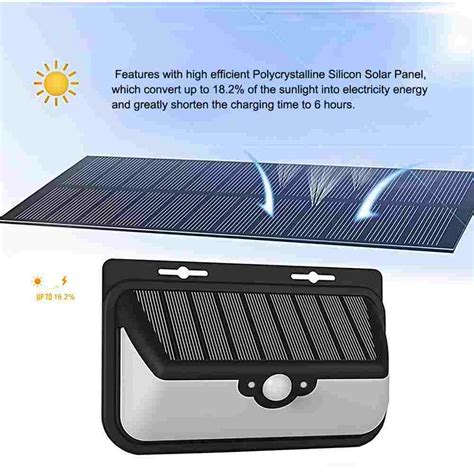 best outdoor led bright solar wall lights china