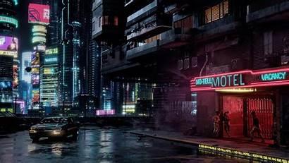 Cyberpunk Night 2077 Dark Side Creator Reveals