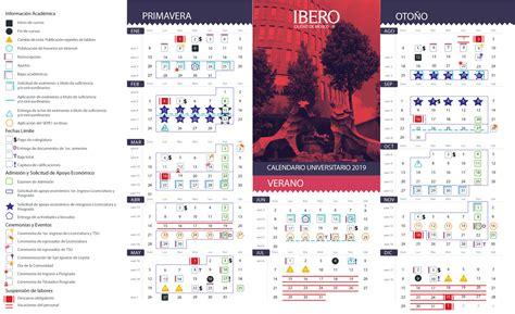 alumnos calendario escolar ibero