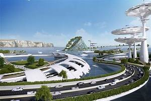 Welcome to the future! Floating cities, high rise urban ...