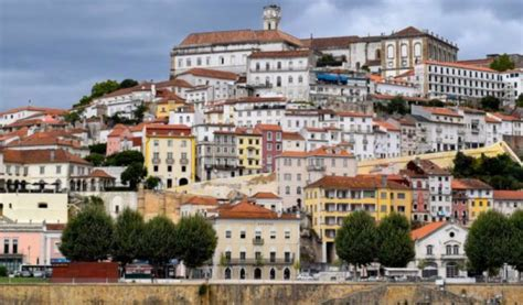 4 Self-Guided Walking Tours in Coimbra, Portugal + Create ...