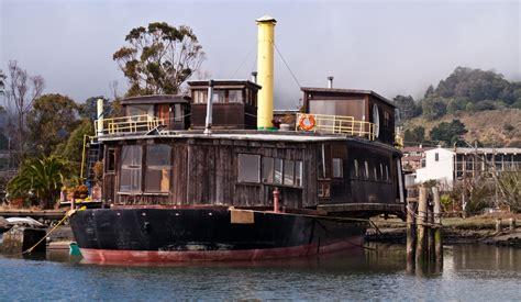 Boat House Ca by Usa Trip 2012 Sausalito Houseboats California