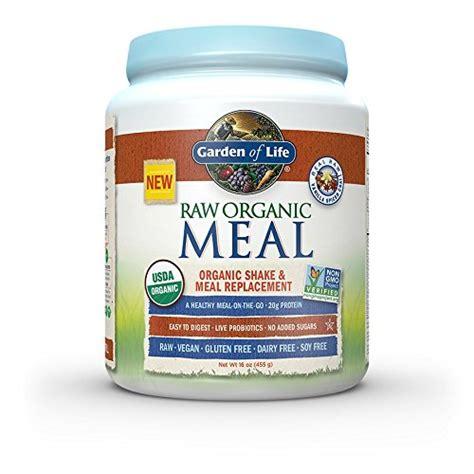 garden of protein powder garden of organic vegan meal replacement plant