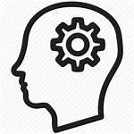 Brain Human Icon Mind Transparent Head Icons