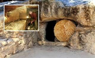 Jesus Christ Tomb Found