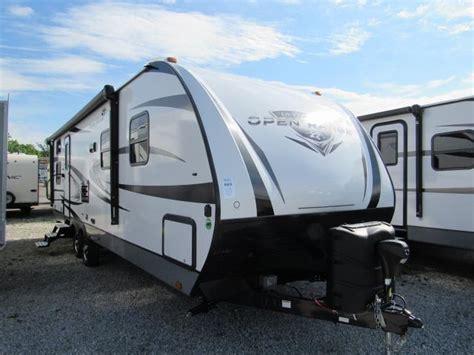 2018 open range ultra lite 2802bh travel trailer with