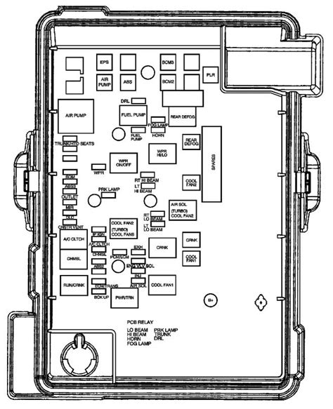 Chevy Cobalt Fuse Box Diagram by 2010 Chevy Cobalt Engine Wiring Diagram Cool Wiring Diagrams