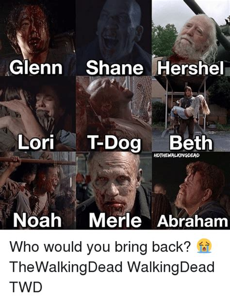 The Walking Dead T Dog Meme - funny abraham memes of 2017 on sizzle 99 problems