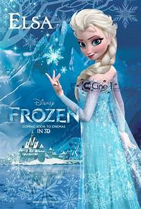 FilmPopper.com » 'Frozen' Character Posters Revealed