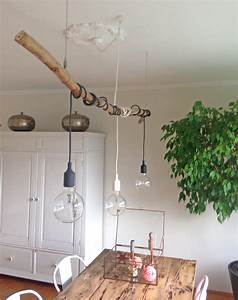 Treibholz Lampe Decke : deko mit sten roomilicious ~ Frokenaadalensverden.com Haus und Dekorationen
