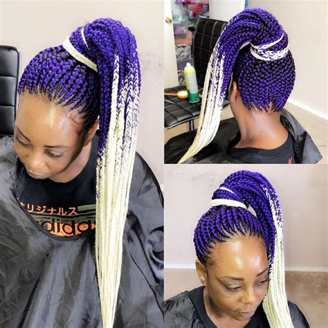 braided hairstyles choose  favourite braids colour
