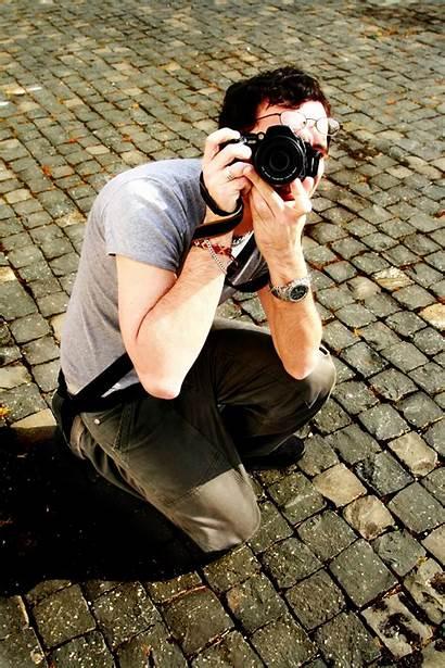 Amateur Photographer Four Guy