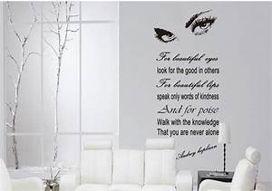 wall art design ideas sexy eyes peel off wall art With awesome stick on peel off wall decals