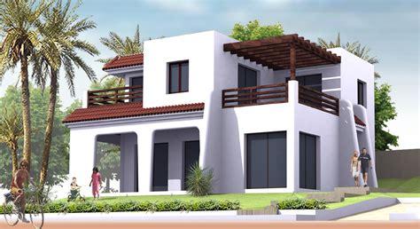 modele villa with modele villa