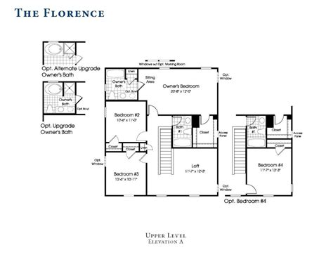 Floor Plans by New Homes Ohio Floor Plans New Home Plans Design