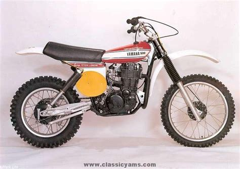 1976 bengt aberg replica yamaha tt500 a fantastic bike real unobtanium vintage dirt