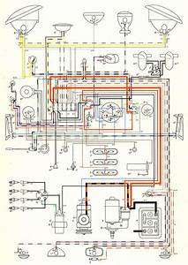 Electrical Diagram 1957 Vw Bus