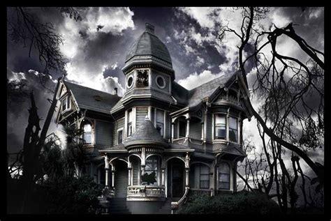 haunted house hd wallpaper wallpapersafari
