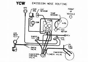 Chevrolet El Camino Questions - Vacuum Lines