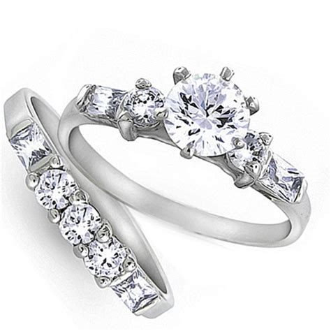 engagement ring set engagement ring sets inspirations of cardiff