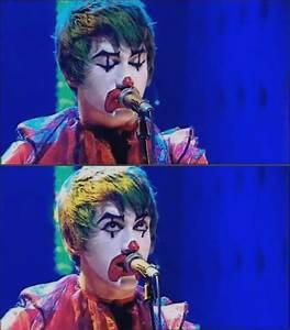 Alex Turner in Fluorescent Adolescent performance. SO ...